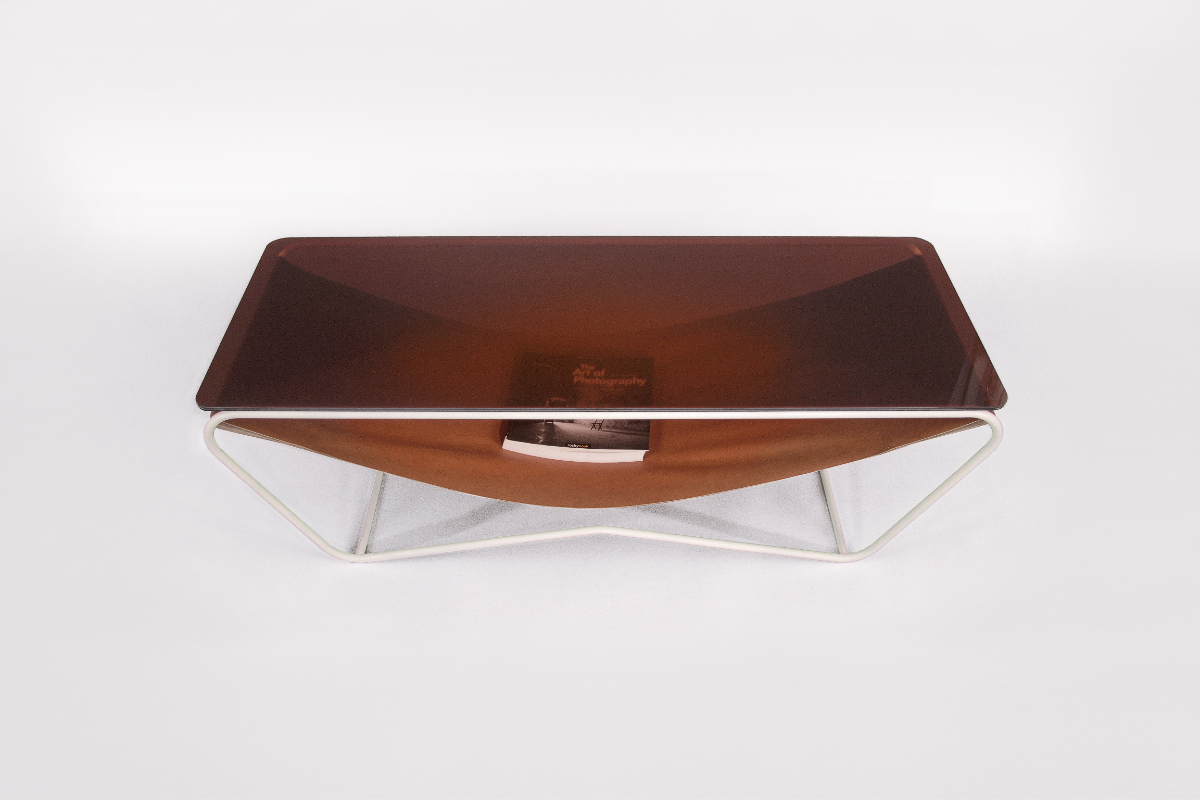 Coffee table by Olli Karvonen