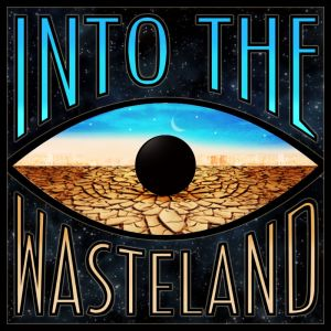 Into the wasteland single cover by Olli Karvonen